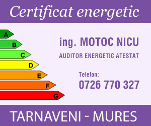 Certificat energetic pentru cladiri, apartamente.