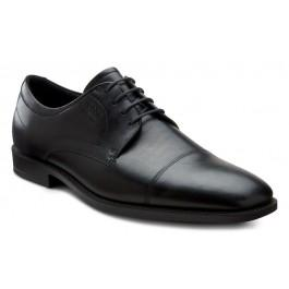 ECCO Pantofi eleganti barbati piele naturala ECCO Edinburgh (negru)