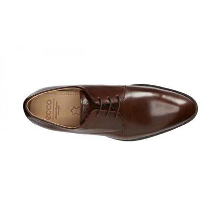 Pantofi barbati eleganti piele maro ECCO Venice