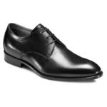 Pantofi eleganti barbati piele negru ECCO Venice