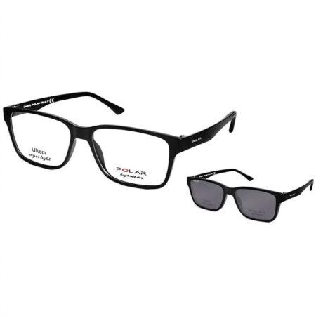 Rame ochelari de vedere barbati Polar CLIP-ON 403 | 76