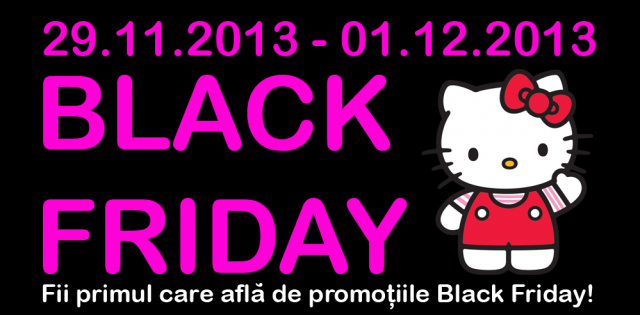 Black Friday - Hello Kitty